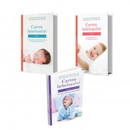 Cartea bebelușului (Vol.1,2 & 3)