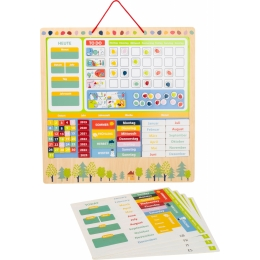 Calendar magnetic mare cu activitati