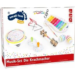Set muzical Bulinele colorate