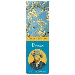 Semn de carte, Van Gogh-copac inflorit