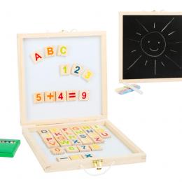 Tablita magnetica si de scris 2 in 1