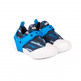 Pantofi Baieti Bibi 2WAY Submarine