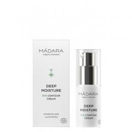 Deep moisture crema contur ochi - toate tipurile de ten, Madara