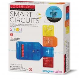 Joc electronic Logiblocs - set Smart Circuit