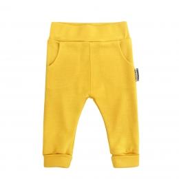Pantaloni cu buzunare din lana merinos extrafina Mango