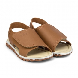 Sandale Baieti BIBI Summer Roller New II Caramel Velcro