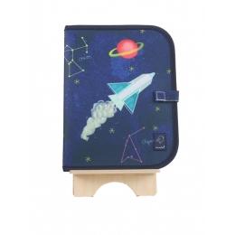 Plansa napron pentru desen - Constellation - Doodle it & Go erasable mat - Jaq Jaq Bird