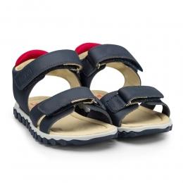 Sandale Baieti BIBI Summer Roller New II Naval/Red