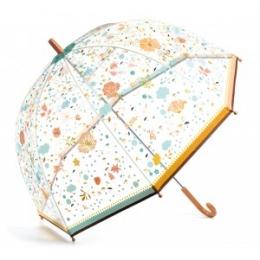 Umbrela Djeco pentru adulti, flori colorate