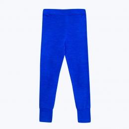 Colanti din lana merinos Royal Blue