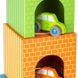 Cuburi de stivuit cu masini