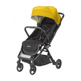 Carucior Sport Ecologic, Larktale, Autofold, Yellow