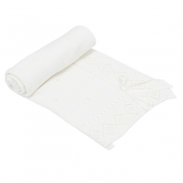 Paturica Botez, Eko, 100% Bumbac, 80x70 cm, White