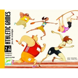 Atletism joc de strategie Djeco