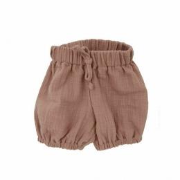 Pantalonasi bufanti din Muselina Romantic Rose