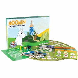 Joc Moomin Wood Quest
