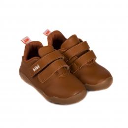 Pantofi Baieti Bibi Fisioflex 4.0 Caramel