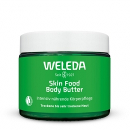 Skin food unt de corp, Weleda
