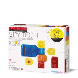 Joc electronic Logiblocs - set Spy Tech