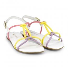 Sandale Fete BIBI Little Me Color