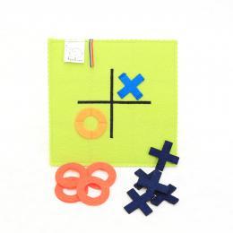 Joc X si 0 Tantino- joc educativ din fetru