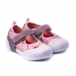 Pantofi Fete Bibi 2WAY Happy Place Sugar