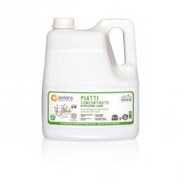 Detergent lichid vase super concentrat 4 Litri