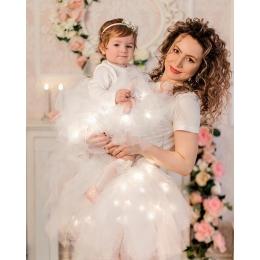 Fustite INGERAS- Set mama-fiica