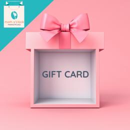 GIFT CARD Mom O'clock - configureaza valoarea dorita