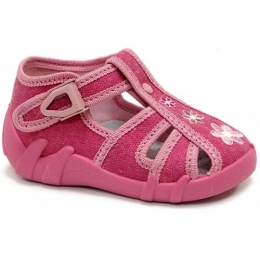 Sandale Fetite, Roz, marca RenBut, inchidere catarama