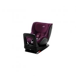Scaun auto Dualfix I-size Burgundy Red Britax-Romer