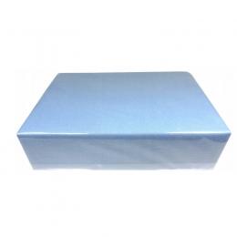 Cearceaf bumbac impermeabil pentru saltea 140x70x12 cm Dizius