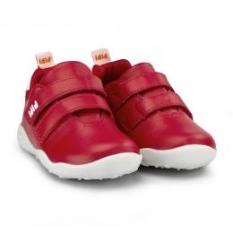 Pantofi Fete BIBI Fisioflex 4.0 Rosii