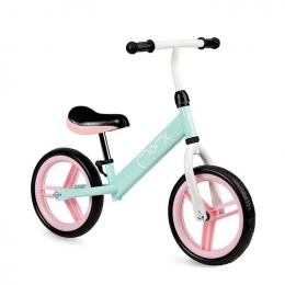 Bicicleta fara pedale Nash, Momi, Mint