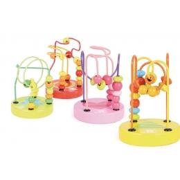 Set 4 Roller Coaster, jucarii dezvoltare motricitate