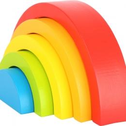 Forme de construit Curcubeu Montessori