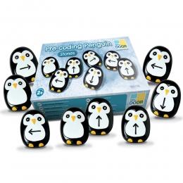 Pietre educative - Precodare Pinguini
