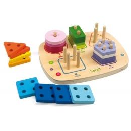 Geometria distractiva pentru copii