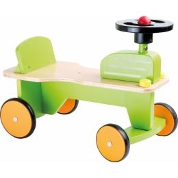 Primul meu tractor, vehicul din lemn