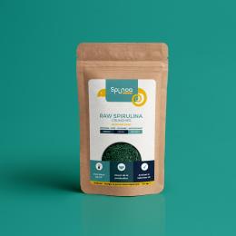 Spirulina Crunchies Burkina Faso - 50g