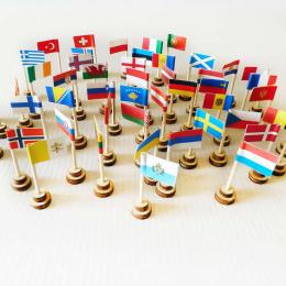 Set Steaguri Continente (Europa + Africa + Asia + America)