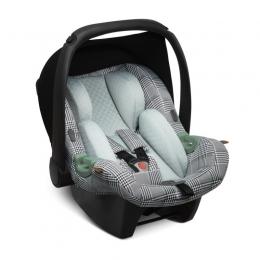 Scaun auto Tulip 0-13 kg. Smaragd Fashion ABC Design 2020