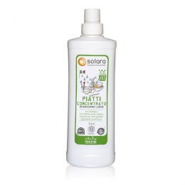 Detergent lichid vase super concentrat 1 litru