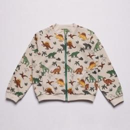 Jacheta din bumbac World of Dinos