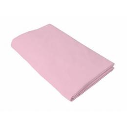 Cearceaf roz KidsDecor cu elastic patut bebelus