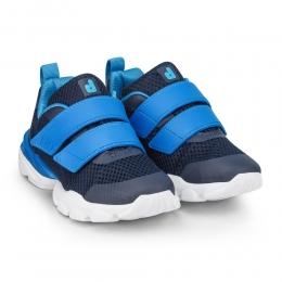 Pantofi Sport Baieti BIBI Drop New Naval/Aqua