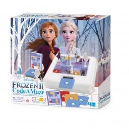 Code A Maze Frozen II - joc educativ de programare