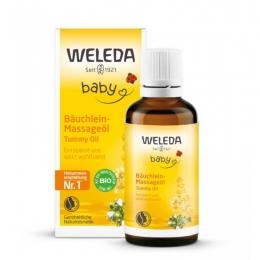 Baby ulei pentru burtica bebelusului, Weleda
