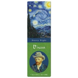 Semn de carte, Van Gogh-Starry night