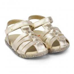 Sandale Fete BIBI Baby Soft Gold